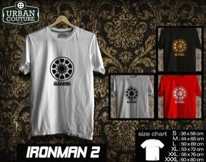 Tshirt IRONMAN Disain IRONMAN 1