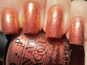 OPI - Pros And Bronze