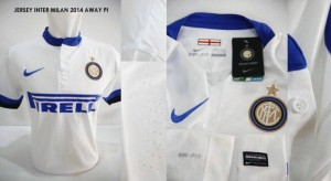 JERSEY Inter Milan Away PI