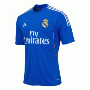 JERSEY Real Madrid Away