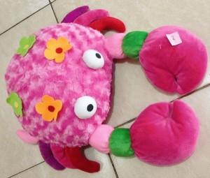 Boneka Kepiting Murah 40 x 50 cm