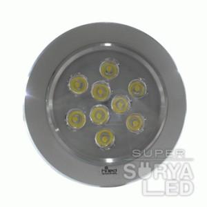 LED Ceiling Light 9 Watt HiLED