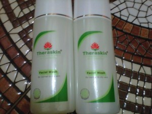 THERASKIN FACIAL WASH FOR NORMAL TO DRY SKIN