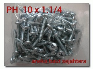 Skrup PH 10x1.1/4
