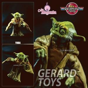 Master Yoda Tipe 2 - Star Wars - Hasbro - Loose