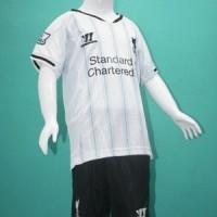 Jersey kid Liverpool GK