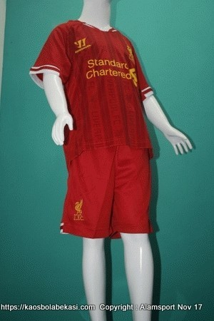 Jersey kid Liverpool Home