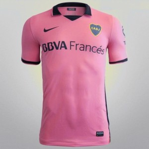 JERSEY Boca Juniors Home PI
