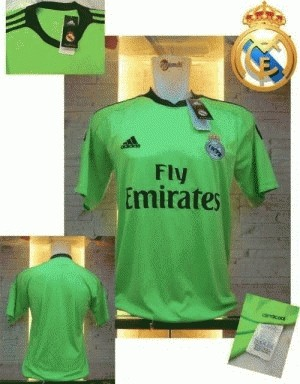 JERSEY Real Madrid Away GK