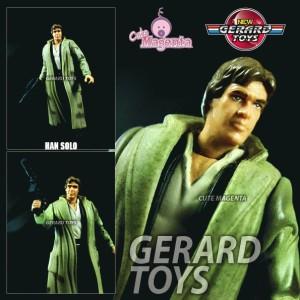 Han Solo in Endor Gear - Star Wars - Hasbro - Loose