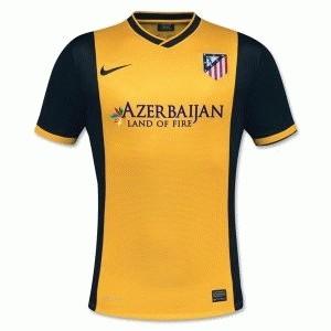 jersey Atletico Madrid Away
