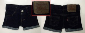 Celana pendek Levis's Import