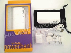 VGEN Powerbank 5200mAh [HARGA PROMO] Garansi 1 tahun
