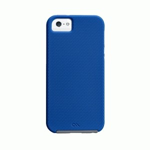 Case-Mate iPhone 5 Tough - Marine Blue/Titanium Grey