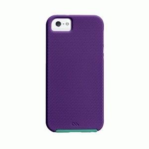 Case-Mate iPhone 5 Tough - Violet Purple/Pool Blue