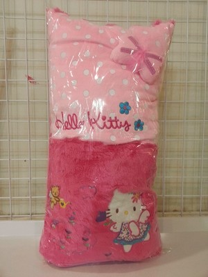 Bantal Karakter Hello Kitty Pita (Dewasa)