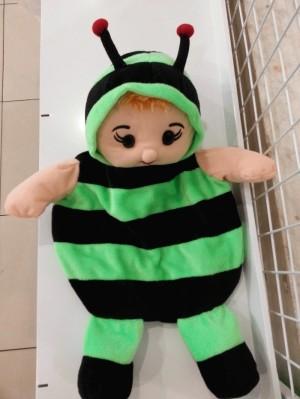 Tas Ransel Karakter Hachi (Lebah)