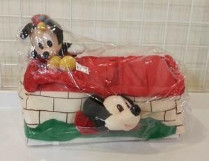 Tempat - Kotak Tisue Karakter Mickey Minnie