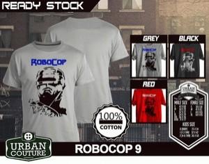 Kaos ROBOCOP Disain ROBOCOP 9