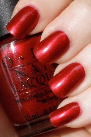 OPI - An Affair In Red Square