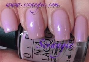 OPI - Venus Di Violet