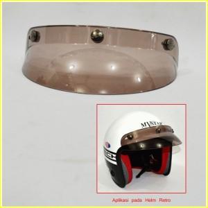Pet Helm Retro BOGO Acrilic Tinted