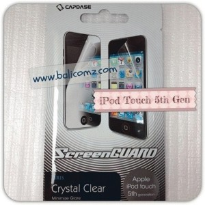 Anti Gores Capdase Aris for iPod Touch 5