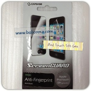 Anti Gores Capdase Imag for iPod Touch 5