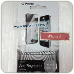 Anti Gores Capdase Imag for iPhone 5/5S