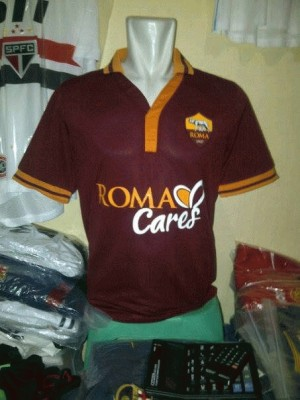 Jersey AS ROMA Home GO
