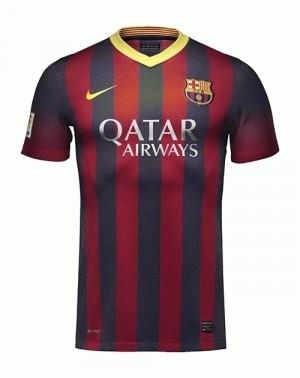 JERSEY Barcelona Home PI