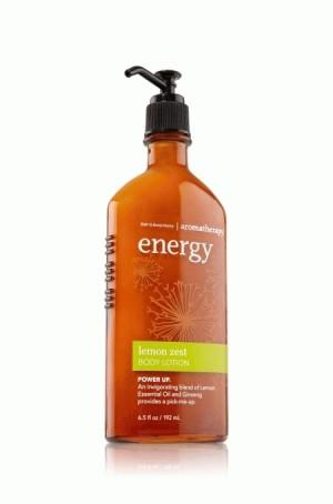 BBW - Aromatherapy Body Lotion Lemon Zest