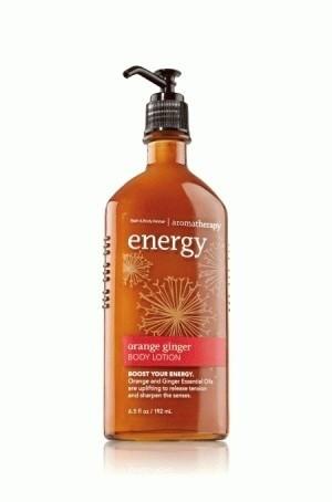 BBW - Aromatherapy Body Lotion Orange Ginger