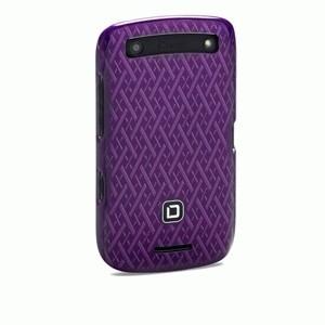 Dicota BB 9380 Orlando Hard Cover - Purple