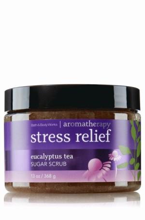 BBW - Aromatherapy Sugar Scrub Eucalyptus Tea