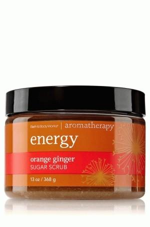 BBW - Aromatherapy Sugar Scrub Orange Ginger