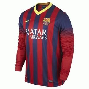jersey Barcelona Home LS