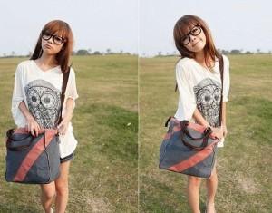 Handbag Tas Slempang Import Korea Style ZH8164