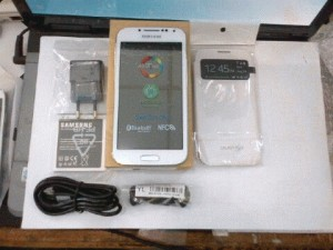 "Samsung replika S4 4,7"" supercopy airgesture + eye sensor"