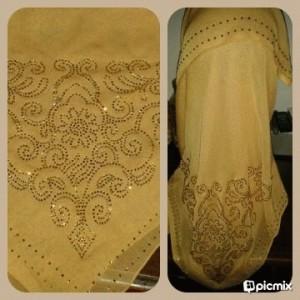 Jilbab Diamond Sudut