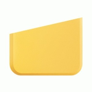 ego iPhone 4 Slide Case (Buttom) -  Yellow