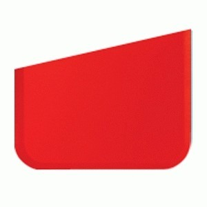 ego iPhone 4 Slide Case (Buttom) - Red