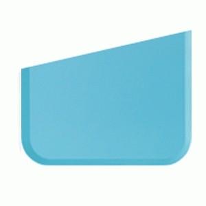 ego iPhone 4 Slide Case (Buttom) - Sky-Blue