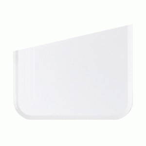 ego iPhone 4 Slide Case (Buttom) - White