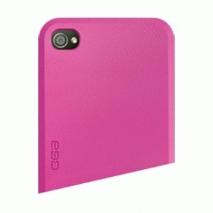 ego iPhone 4 Slide Case (Top) - Magenta