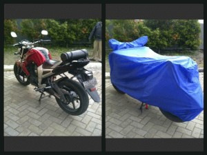 Cover Body Motor Yamaha Bison