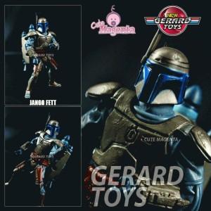 Jengo Fett Tipe 3 - Star Wars - Hasbro - Loose
