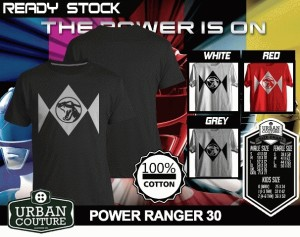 Kaos POWER RANGER 30