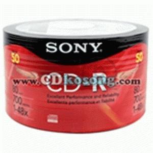 CD KOSONG / CD BLANK SONY + Jaminan Harga Terbaik*