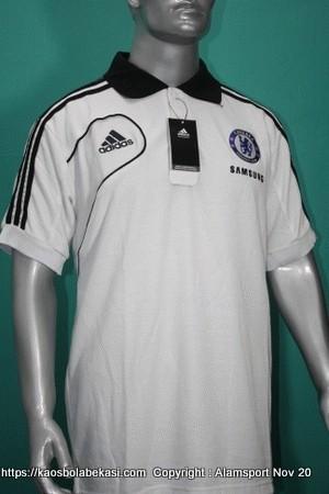 POLO Shirt Chelsea Putih
